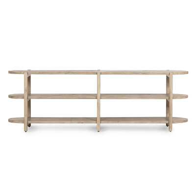 Four Hands Haiden Babs Media Console - Perigold
