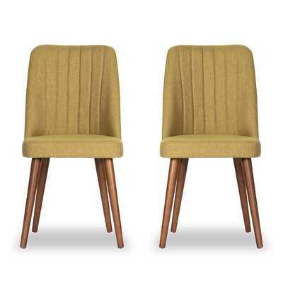 Quesenberry Upholstered Side Chair - Wayfair