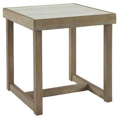 Germaine Trestle End Table - Wayfair