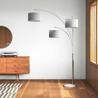 "Montes 83"" Tree Floor Lamp - AllModern"