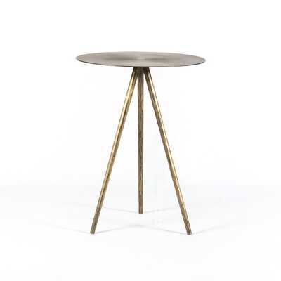 Schacher Sunburst End Table - AllModern