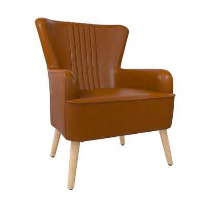 Minix Accent Chair - Wayfair
