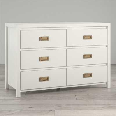 Monarch Hill Haven 6 Drawer Double Dresser - Birch Lane
