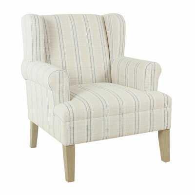 London Wingback Chair - Wayfair