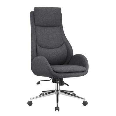 High Cushioned Task Chair - Wayfair