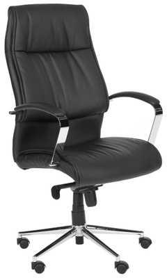 Fernando Desk Chair - Black/Silver - Arlo Home - Arlo Home