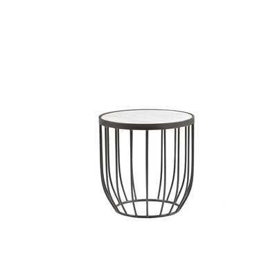 Earnest Pedestal End Table - Wayfair