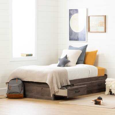 Asten Mate's and Captain's Bed with Drawers - Wayfair