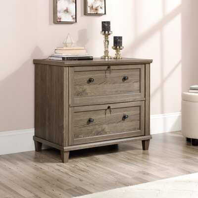 Hammond 2-Drawer Lateral Filing Cabinet - Wayfair