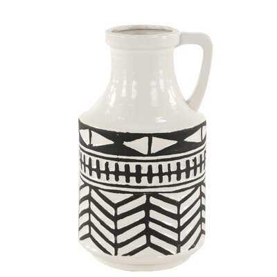 Dobbs Waterproof Ceramic Table Vase - AllModern