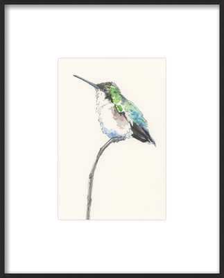 hummer / green by Lee Cline for Artfully Walls - Artfully Walls