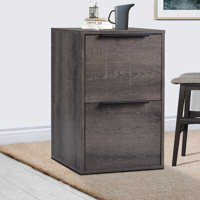 Ono 2-Drawer Lateral Filing Cabinet - Wayfair