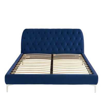 Gutierez Upholstered Platform Bed - Wayfair