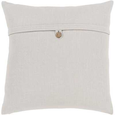 Global Blues Throw Square Cotton Pillow Cover & Insert - Birch Lane