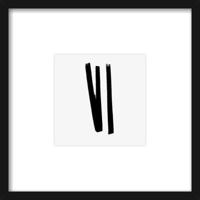 Lines 2, 1 by Matthew Korbel-Bowers for Artfully Walls - Artfully Walls