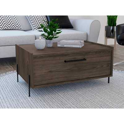 Paityn Coffee Table with Storage - Wayfair