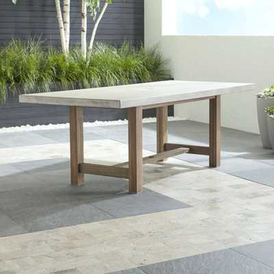 Cayman Dining Table - Crate and Barrel