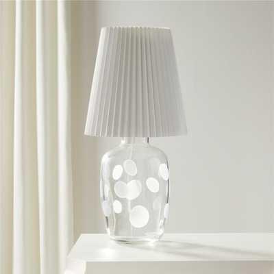 Voir Dot Table Lamp - CB2