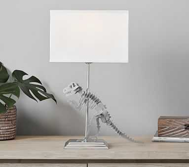 Dino Bones Table Lamp - Pottery Barn Kids