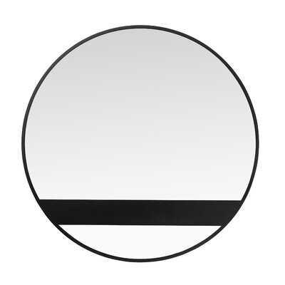 Marro Round Modern & Contemporary Accent Mirror - Wayfair