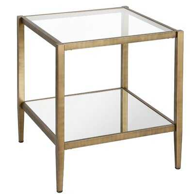 Erika End Table - Wayfair