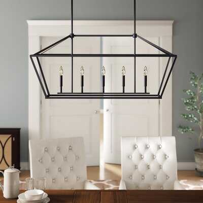 Finch 5-Light Kitchen Island Pendant - Birch Lane