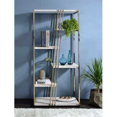 Sowell Etagere Bookcase - Wayfair