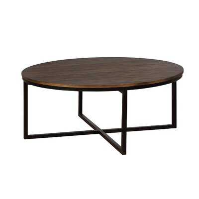 Hensley Round Coffee Table - Birch Lane