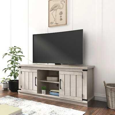 "Garden City TV Stand for TVs up to 65"" - Wayfair"