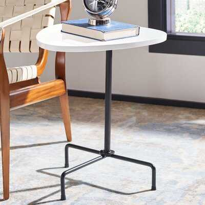 Jeann Pedestal End Table - AllModern