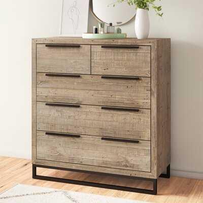 Rhys 5 Drawer Dresser - AllModern