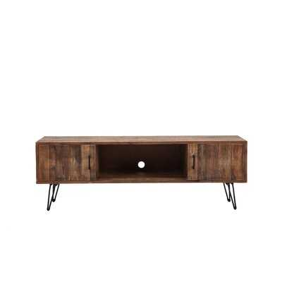 Abbott Solid Wood TV Stand for TVs up to 65 inches - AllModern