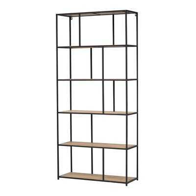 Claypool Etagere Bookcase - Wayfair