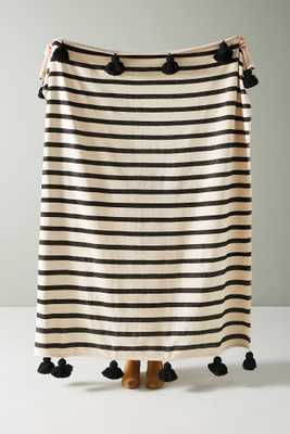 Woven Nayland Throw Blanket - Anthropologie