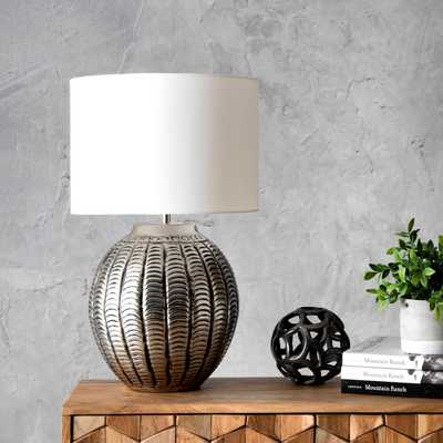 """Brentwood 23"""" Iron Table Lamp - Loom 23"""