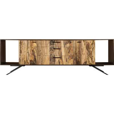 Taracea Solid Wood TV Stand for TVs up to 88 inches - Perigold