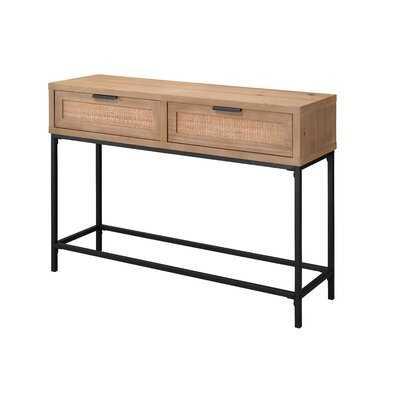 Aniston 40'' Console Table - Wayfair