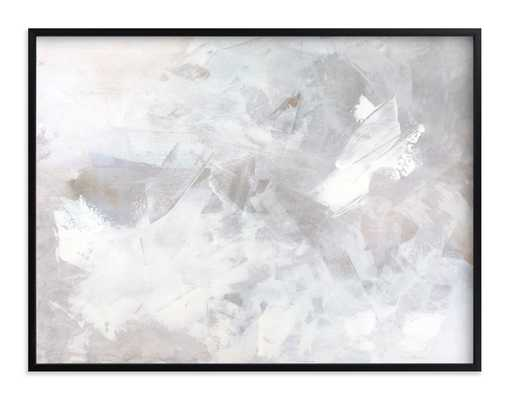 Melody In White Art Print - Minted