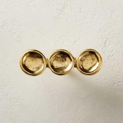 Button Brass Knob - CB2