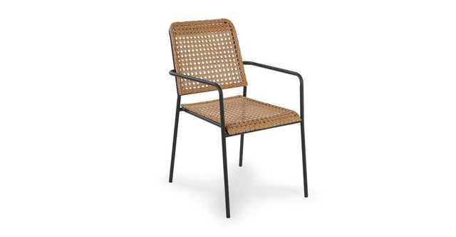 Tern Natural Dining Chair - Article