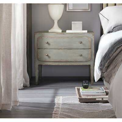 CiaoBella 2 Drawer Nightstand - Birch Lane