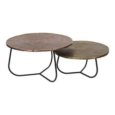 Bradberry 2 Piece Nesting Tables Set - Perigold