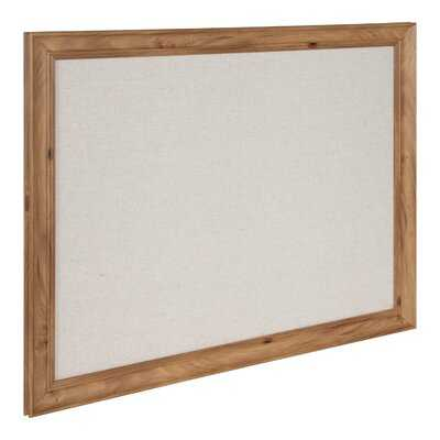 Wall Mounted Bulletin Board - Birch Lane