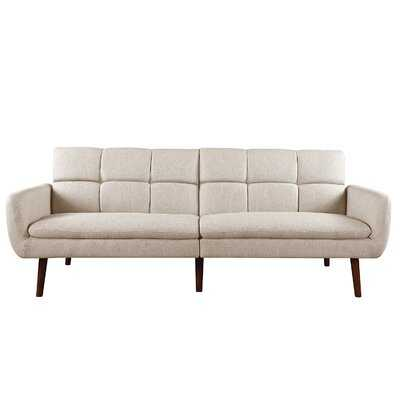 74'' Round Arm Sofa Bed - Wayfair