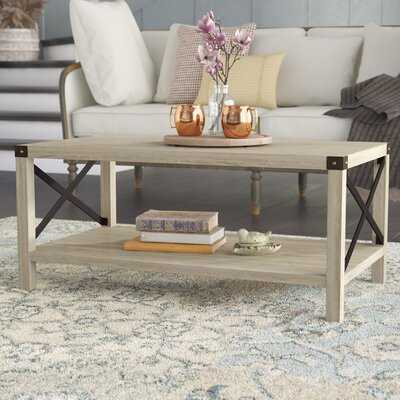 Arsenault Coffee Table - Wayfair