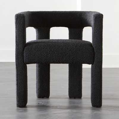 Stature Chair Black - CB2