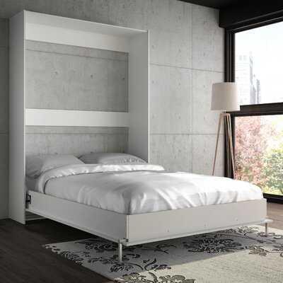 Lower Weston Murphy Bed - AllModern