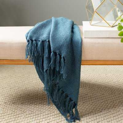Octavio Blanket or Throw - AllModern