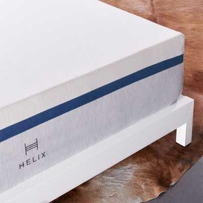 Helix Standard Midnight Medium King Mattress - CB2