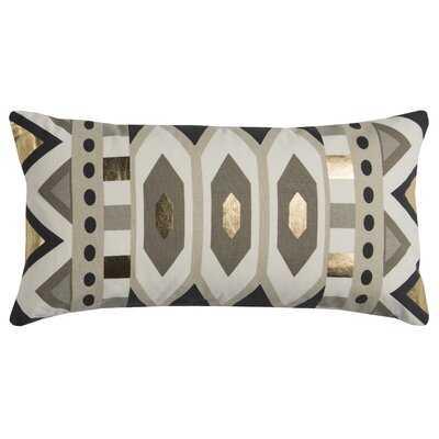 Wellesley Cotton Lumbar Pillow - Wayfair